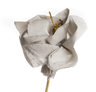 Luxury Flowers Grey - comprar online