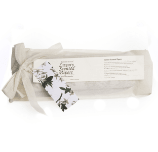 Luxury Scented Papers Jazmín - comprar online