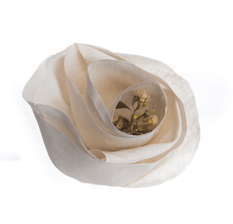 Luxury Flowers Beige - comprar online