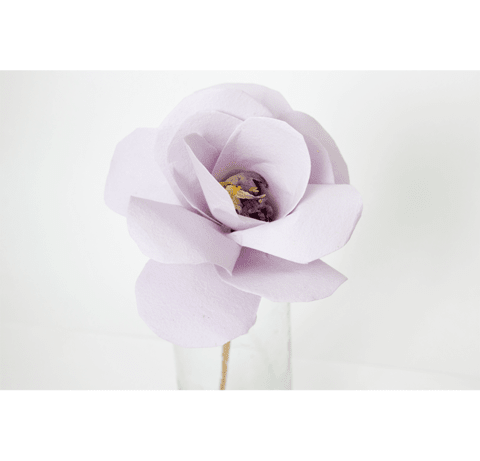 Luxury Paper Flowers Lila en internet