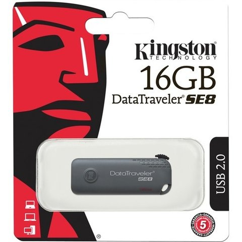 Pendrive USB DataTraveler SE8 Kingston - 8GB