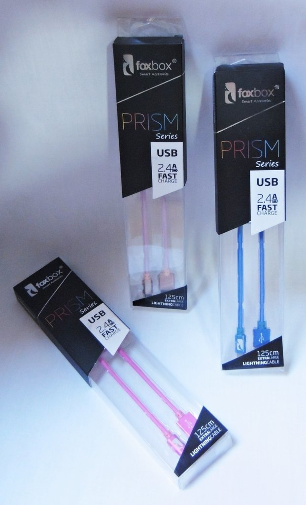 Cable USB PRISM. iPhone. 5-6