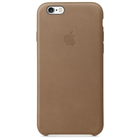 Leather Case iPhone