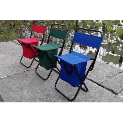 Silla plegable lona con bolso ideal pesca camping - Silla camping plegable ...