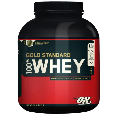 WHEY 100% GOLD STANDARD 5LB