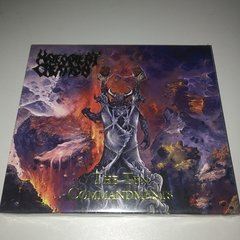 Malevolent Creation  - The Ten Commandments Cd Duplo