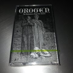Orogen - As Hammers Seal the Gates Cassete