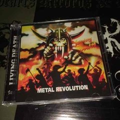Living Death - Metal Revolution Cd
