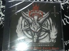 Ad Baculum - Live In Brazilian Ritual Fourth Attack Cd