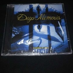 Deep Memories - Rebuilding The Future Cd