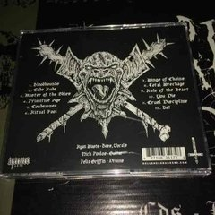 Bat  - Wings Of Chains Cd  - comprar online
