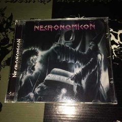 Necronomicon - Apocalyptic Nightmare Cd