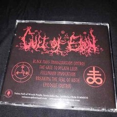 Cult Of Eibon   Full Moon Invocation Cd - comprar online