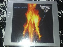 Accept - Restless And Wild Cd