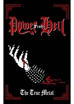 Power From Hell - The True Metal Cassete
