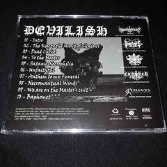 Devilish - The Key To The World Of Chaos Cd  - comprar online
