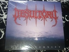 Desultory - Into Eternity Cd Digipack