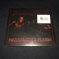 Cannibal Corpse - Evisceration Plague Cd