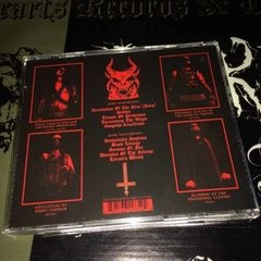 Abysmal Lord - Disciples Of The Inferno Cd  - comprar online