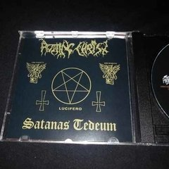 Rotting Christ - Thy Might Contract - Satanas Tedeum Cd - comprar online