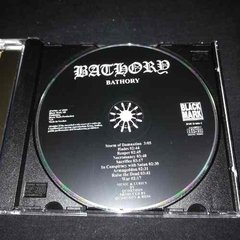 Bathory - Bathory Cd  na internet