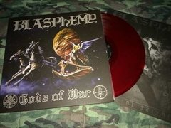 Blasphemy - Gods Of War 12 Pol Lp