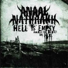 Anaal Nathrakh - Hell Is Empty, And All The Devils Cd