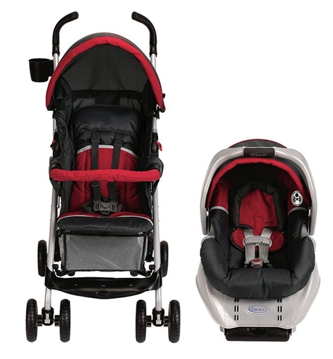 TRAVEL SYSTEM - GRACO MOSAIC