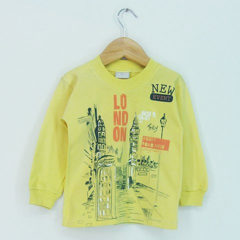 Remera Small varon New London