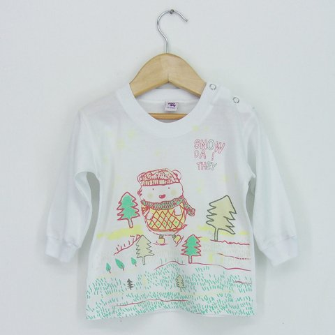 Remera Baby varon Snow Day