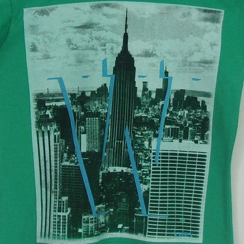 Remera Kid Varon The City - they and they