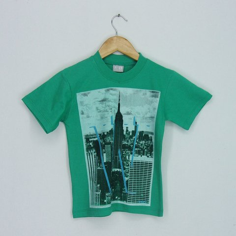 Remera Kid Varon The City