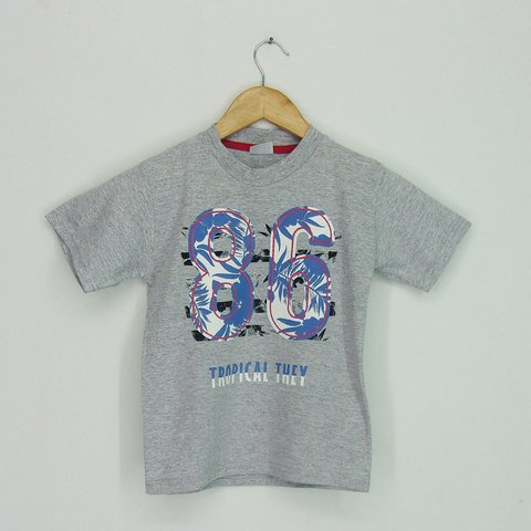 Remera Kid Varon 86 - they and they