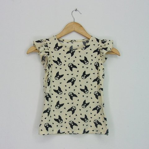 Remera Kid nena estampada - comprar online