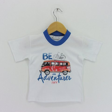 Remera Small Varon Be Adventure - they and they