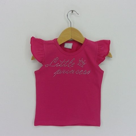 Remera small Nena Princess Strass - they and they