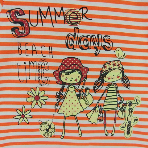 Remera Small Nena Summer Days - comprar online