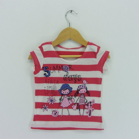 Remera Small Nena Summer Days - they and they