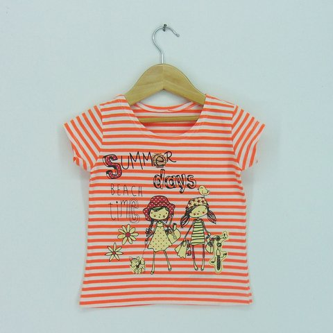Remera Small Nena Summer Days