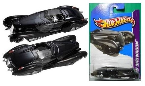 Hot Wheels Custom Cadillac Fleetwood 2013