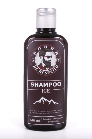 Shampoo Ice 140 ml