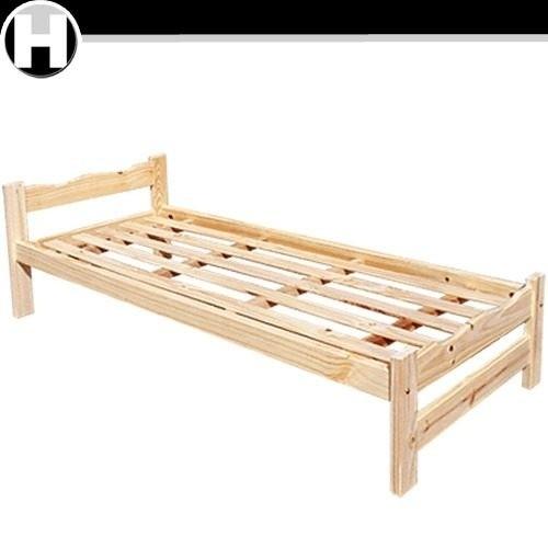Cama pino 1 plaza excelente comprar en ohventas for Futon cama 1 plaza