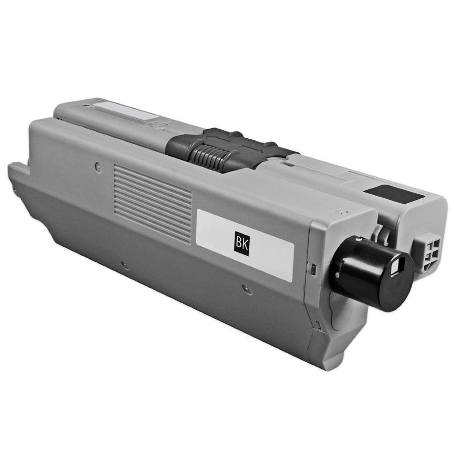 Toner Compatível Okidata Preto / Black C330   C530   C310   510DN