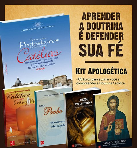 Kit Apologética