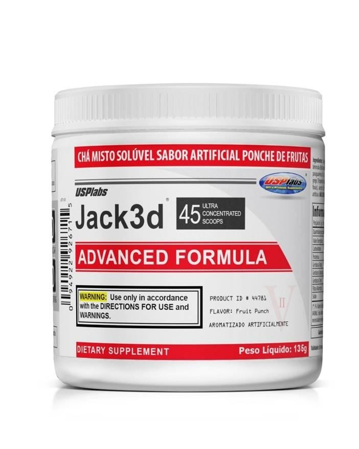 JACK 3D 135G - USP LABS