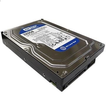 HD 320GB WESTERN DIGITAL SATA II 7200RPM 8MB WD3200AAJS