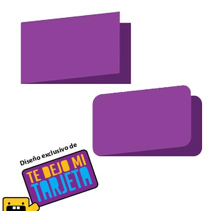 formato tarjetas
