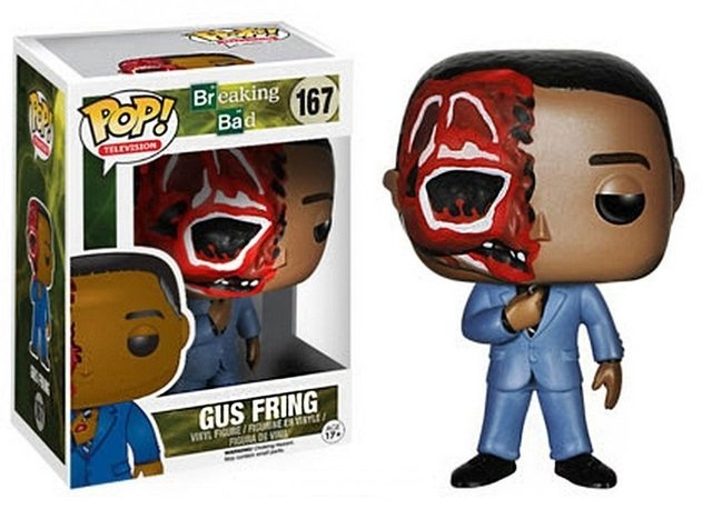 POP! VINYL - BREAKING BAD - DEAD GUS FRING