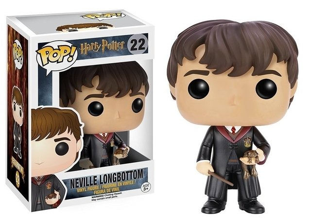 POP! VINYL - HARRY POTTER - NEVILLE LONGBOTTOM - BARNES & NOBLE