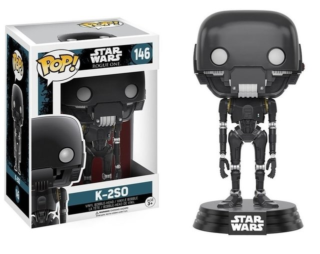 POP! VINYL - STAR WARS - K-2SO na internet